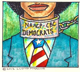 Lloyd Marcus clipart NAACP