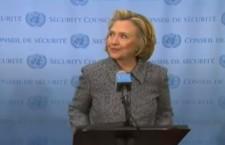 Hillary Clinton Lies About Bosnia Sniper Fire: Bill Blames Media