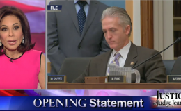 Judge Jeanine Warns Hillary: Your 'Two-Step' Won't Work on Trey Gowdy