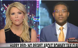 'This Is Wrong!' Megyn Takes on Richard Fowler Over Reid's Romney Tax Claim