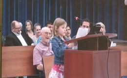 Hernando fourth-grader speaks out against new FSA testing