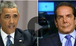 Krauthammer on Obama's Divisive Iran Rhetoric: 'Vintage Obama, New Low'