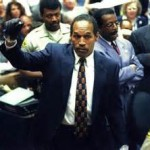 OJ and the glove