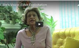 In Lillie's Voice: Elder Exploitation